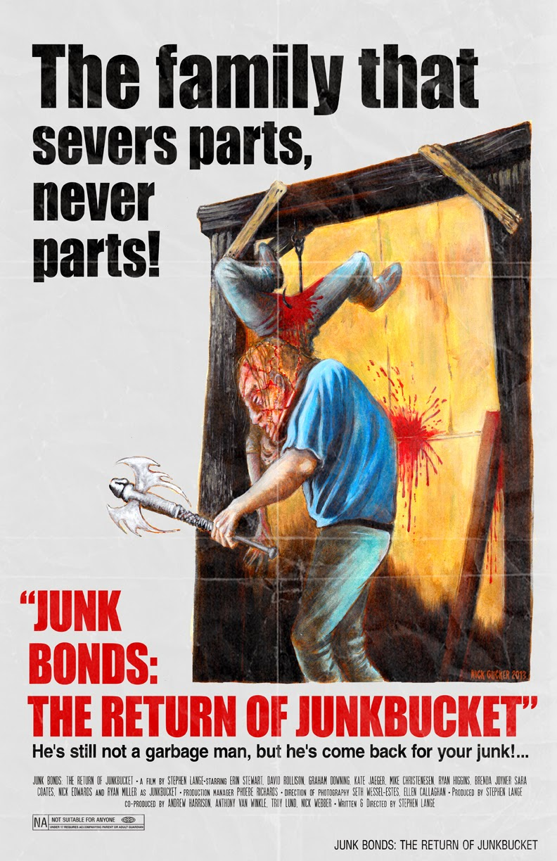 Junkbucket 2 Junk Bonds