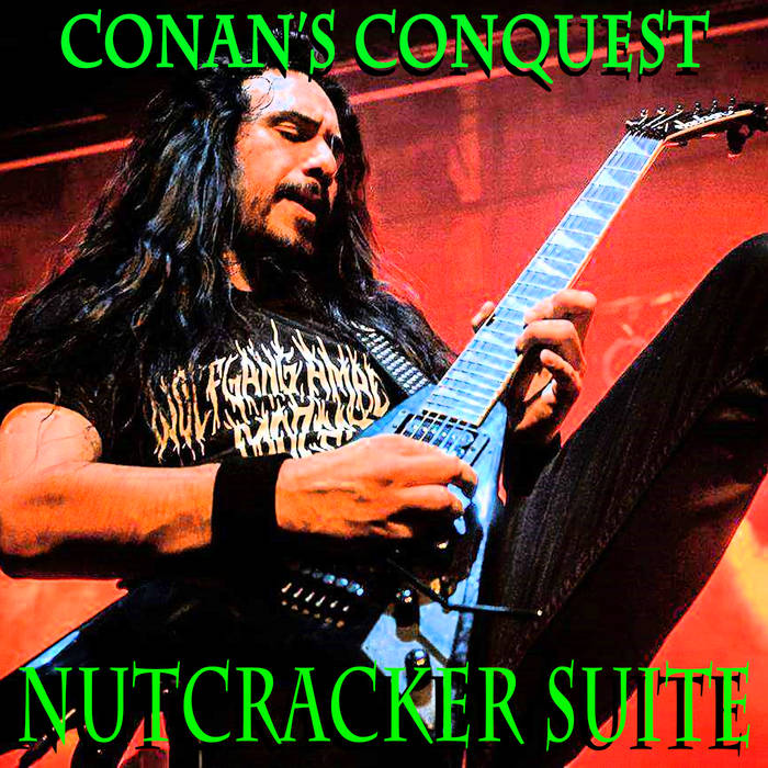 Conans Conquest Nutcracker