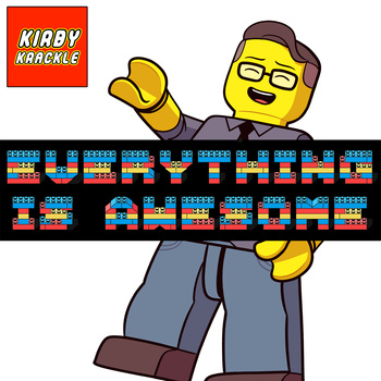 Kirby Krackle is Awesome!
